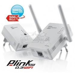 Transmiter sieciowy TeleSystem P-LinK kit 0.3 WiFi