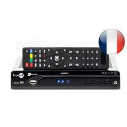 Fransat Sirius HD - francuskie kanały