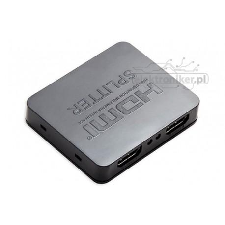 Rozdzielacz HDMI 1x2