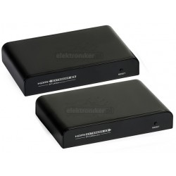 Przedłużacz Extender HDMI na 1 skrętkę +IR do max. 120m