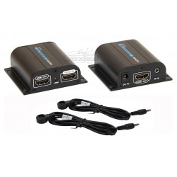 Przedłużacz Extender HDMI na 1 skrętkę  60m