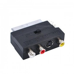 Adapter Scart In-Out