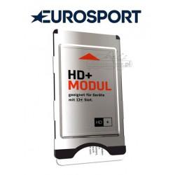 Moduł HD+ z pakietem Eurosport 6m