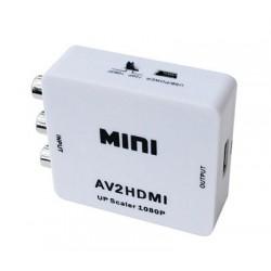 Konwerter AV 3RCA na HDMI