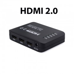 Przełącznik, sumator HDMI 5x1 4K 60Hz