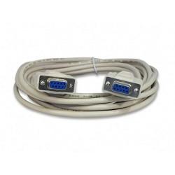 Kabel RS232-RS232 NullModem 3m
