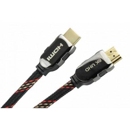 Kabel HDMI 2.1 8K/4K UHD 1m