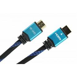 Kabel HDMI 2.1 8K/4K UHD 2m