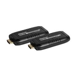 Bezprzewodowy transmiter HDMI 2x Dongle do 15m