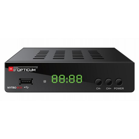 Opticum DVB-T / T2 Nytro Box HEVC