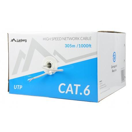 Skrętka CAT 6 UTP 1m