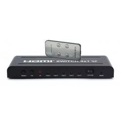 Przełącznik HDMI 4x1 z pilotem