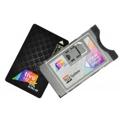 Moduł Tivusat Black card UHD