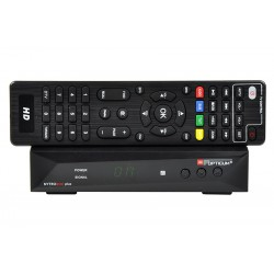 Opticum DVB-T/T2/C Nytro Box PLUS HEVC/LAN