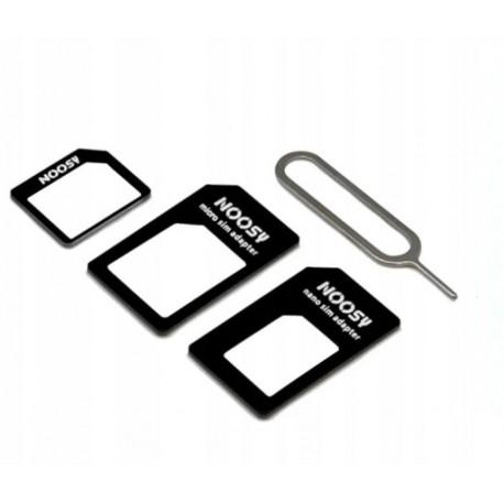 Zestaw adapterów karty SIM
