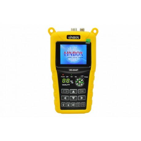 Miernik Linbox WS-6944 PRO DVB-S/S2/T/T2/C2