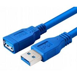 Przedłużacz USB 3.0 męsko/żeński 2m