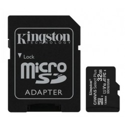 Karta pamięci microSD, SD KINGSTON 32GB