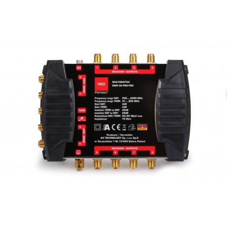 Multiswitch Opticum OMS TRQ 5/8 Platinum Line