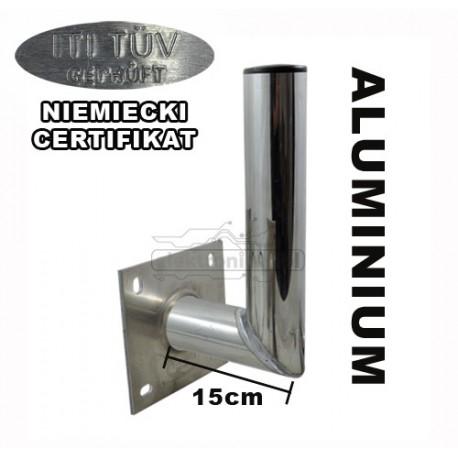 Stojak antenowy aluminiowy 15cm