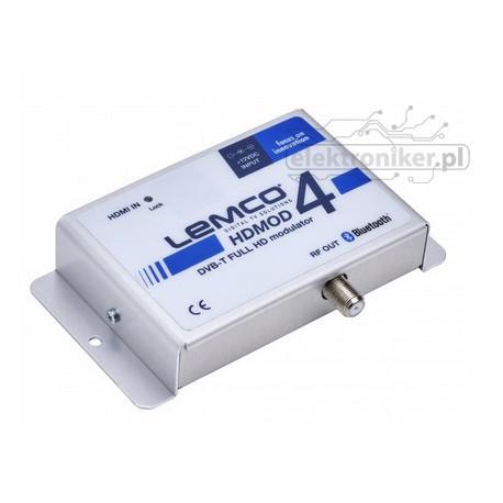 Modulator hdmi na DVB-T HDMOD-4 Lemco