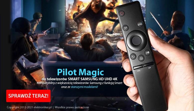Pilot Magic uniwersalny do TV SAMSUNG