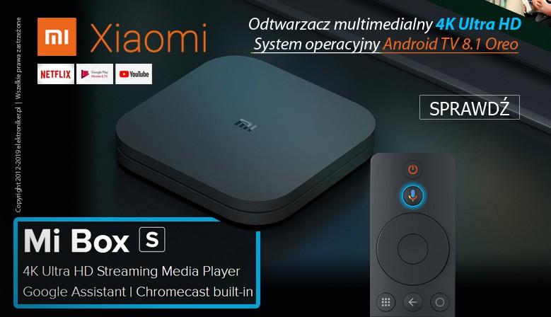 Mini PC Xiaomi Mi BOX S 4K