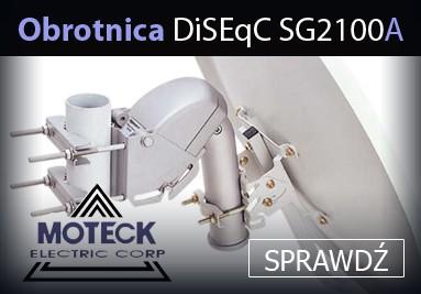 Obrotnica Moteck DiSEqC SG2100A